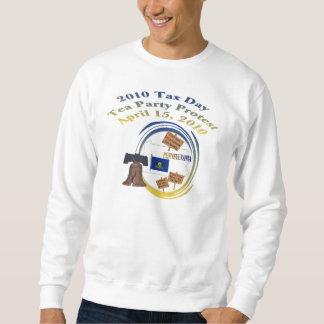 Pennsylvania Liberty Bell Tea Party Sweatshirt