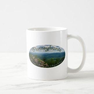 Pennsylvania liberty virtue independence mugs