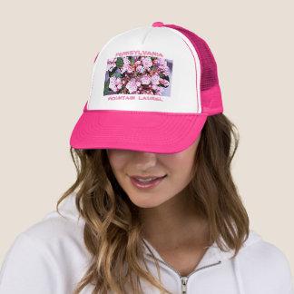 Pennsylvania Mountain Laurel Trucker Hat