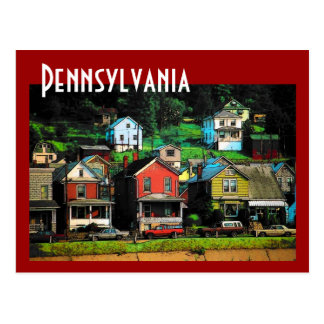 Pennsylvania Postcard
