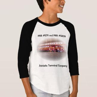 Pennsylvania Railroad (JTFS)Night Photo Shoot T-Shirt