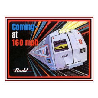 Pennsylvania Railroad Metroliner 1967 Postcard