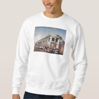 Pennsylvania Railroad Silverliner Electric Coach Sweatshirt