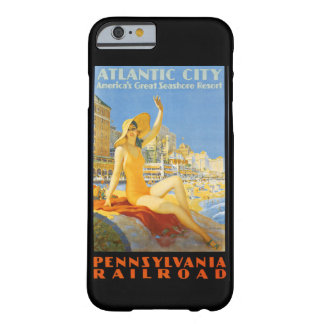 Pennsylvania Railroad to Atlantic City Barely There iPhone 6 Case