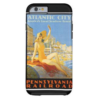 Pennsylvania Railroad to Atlantic City Tough iPhone 6 Case