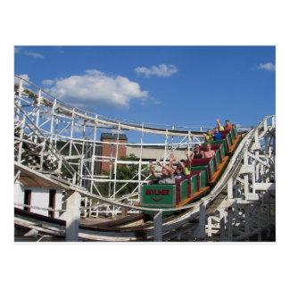 Pennsylvania Roller Coaster Postcard