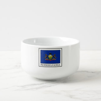 Pennsylvania Soup Mug