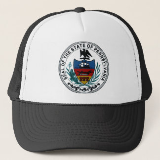 Pennsylvania State Seal Trucker Hat