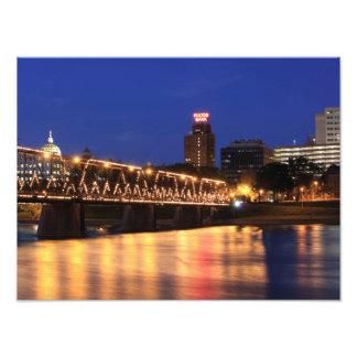 Pennsylvania State Walnut Street Bridge Photo