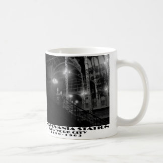 Pennsylvania Station Coffee Mug