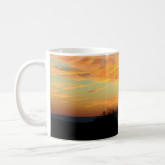 pennsylvania sunrise coffee mug