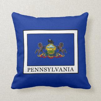 Pennsylvania Throw Pillow