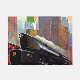 Pennsylvania Train by Unknown Doormat