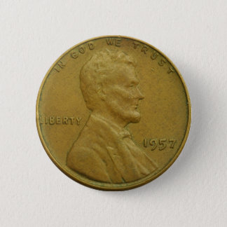 penny 2 inch round button