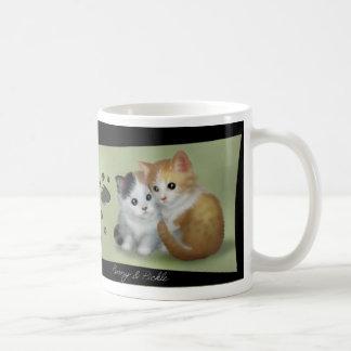 Penny and Pickle MugC Coffee Mug