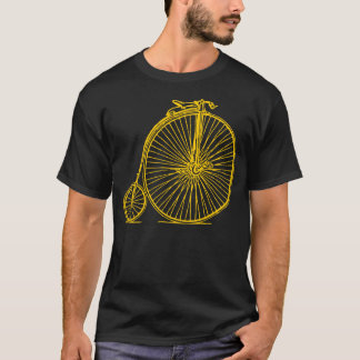 Penny Farthing - Amber T-Shirt