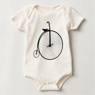 Penny Farthing Baby Bodysuit