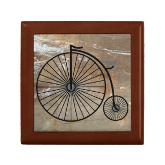 Penny Farthing Bicycle Box Gift Boxes