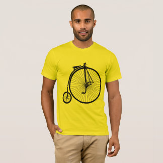 Penny-Farthing Bicycle T-Shirt