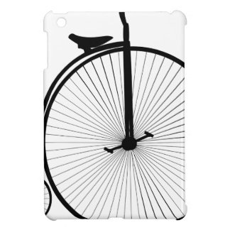Penny Farthing iPad Mini Case