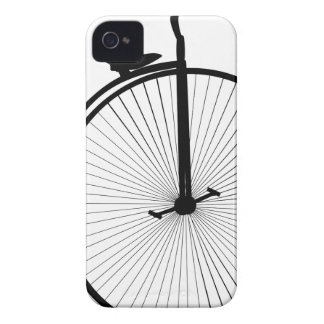 Penny Farthing iPhone 4 Cover