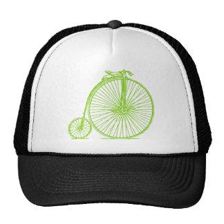 Penny Farthing - Martian Green Trucker Hat