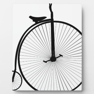 Penny Farthing Plaque