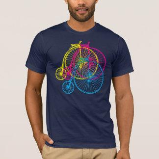 Penny Farthings CMYK T-Shirt