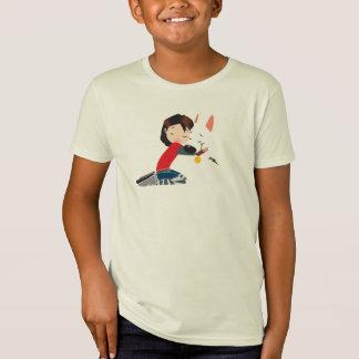 Penny Hugging BOLT Disney T-Shirt