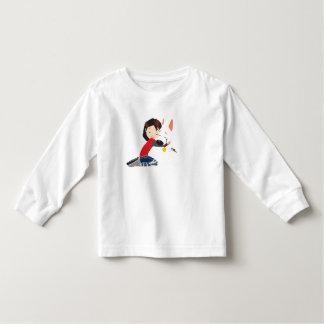 Penny Hugging BOLT Disney Toddler T-shirt