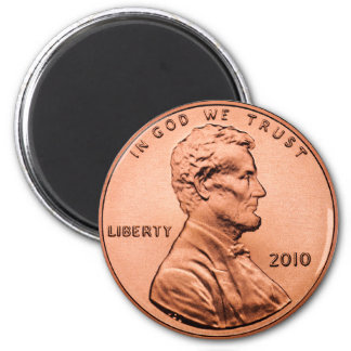 Penny Magnet