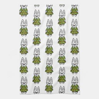 Penny the Rabbit Kitchen Towel