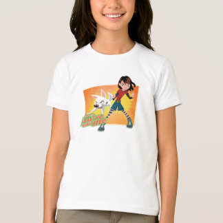 Penny, you're with me Disney T-Shirt