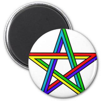 Penrose_pentagram Magnet