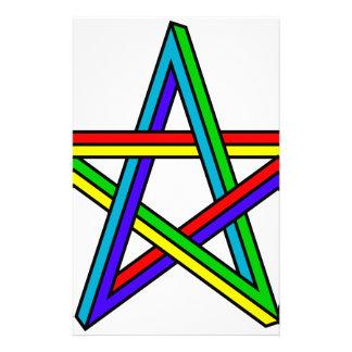 Penrose_pentagram Stationery