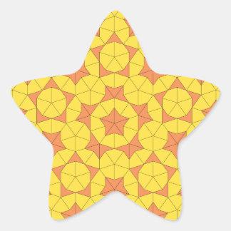 Penrose Sun Tile 1 Sticker
