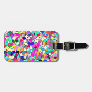 Penrose Tile Luggage Tag