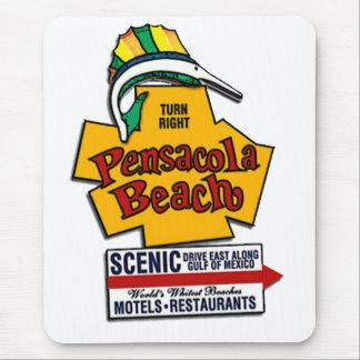 pensacola_beach mouse pad