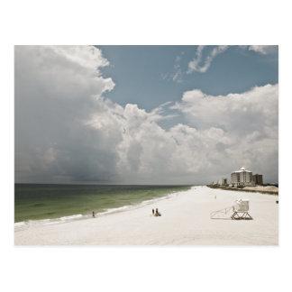 Pensacola Beach Postcard