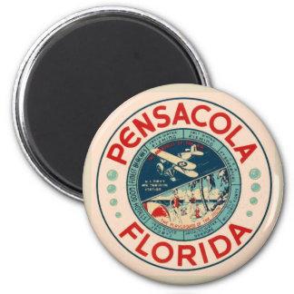 Pensacola FL Vintage Magnet