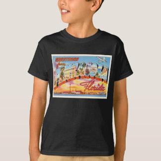 Pensacola Florida FL Old Vintage Travel Souvenir T-Shirt