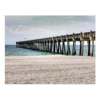 Pensacola Pier Postcard