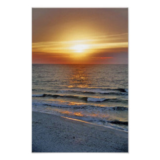 Pensacola Sunrise Print