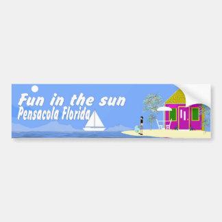 Pensacolabywebbie Bumper Sticker