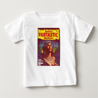 Pensive Egyptian Queen Baby T-Shirt