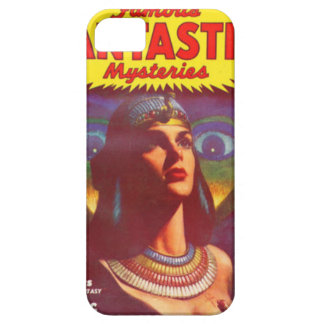 Pensive Egyptian Queen iPhone 5 Cases