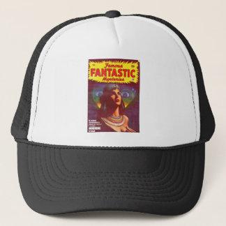 Pensive Egyptian Queen Trucker Hat