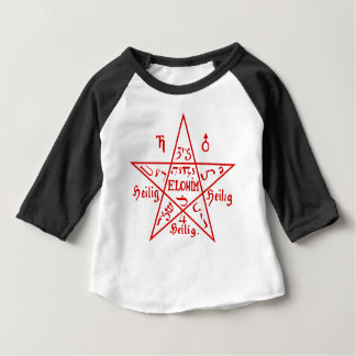 Pentacle_from_the_Sixth_Book_of_Moses Baby T-Shirt