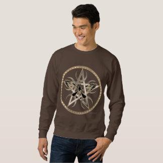 Pentacle Moons Men's Sweatshirt