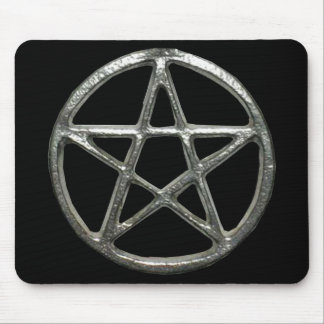 Pentacle Mouse Pad